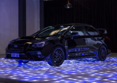 Subaru car
