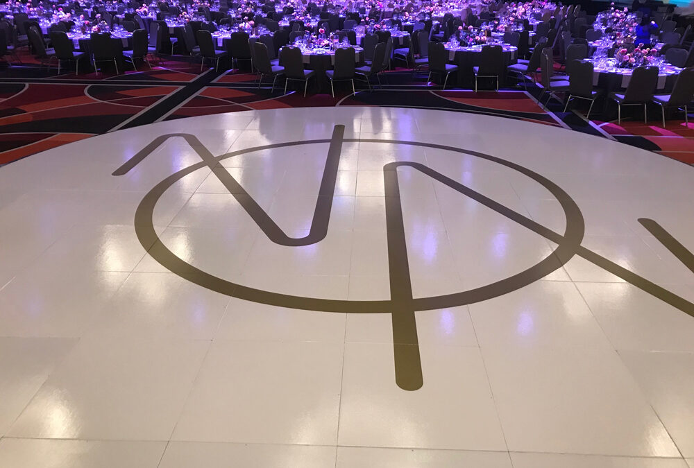 Corporate Gala Dinner in the Grand Ballroom